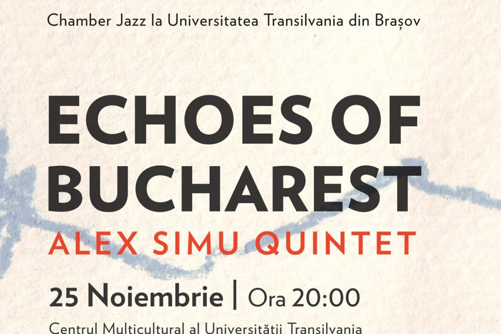 Echoes-of-Brasov-poster A4 PRINT